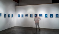 Sweepong Close, installation view, San Diego Space 4 Art, 2015.